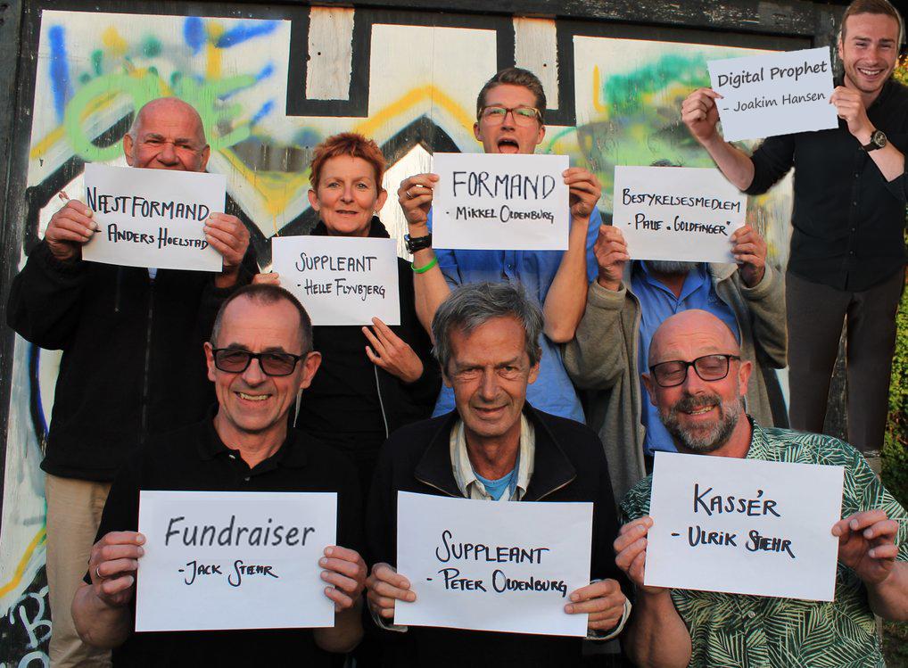 Bestyrelsen - Langelands Jazzklub